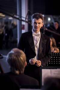 Vladimir Ovodok in orchestra