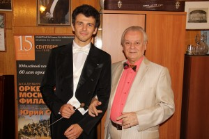 With Yuri Simonov